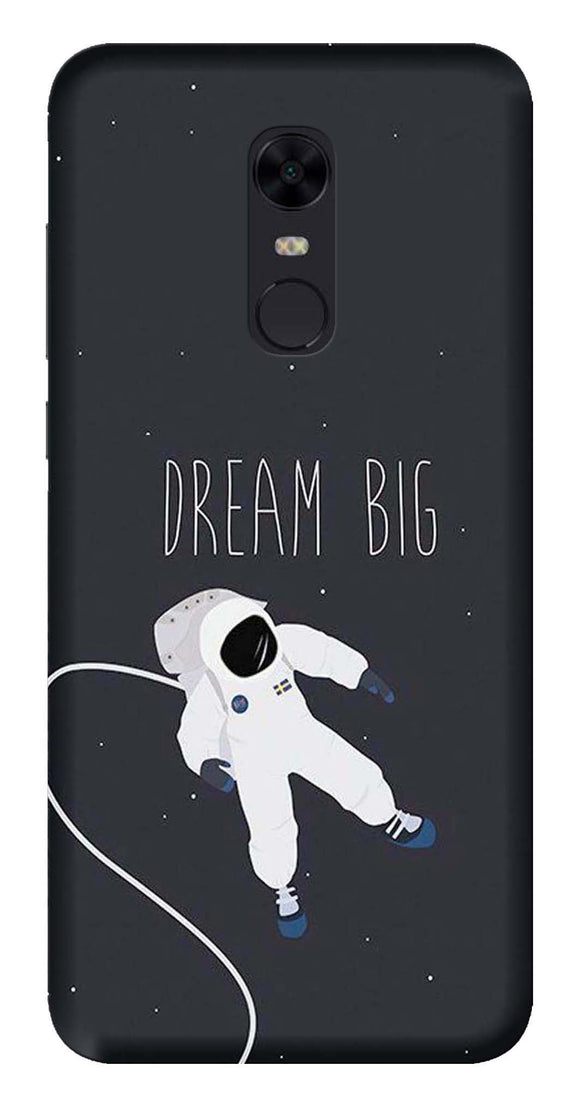 Trendy Collection Back Cover for Xiaomi Redmi 5 Plus