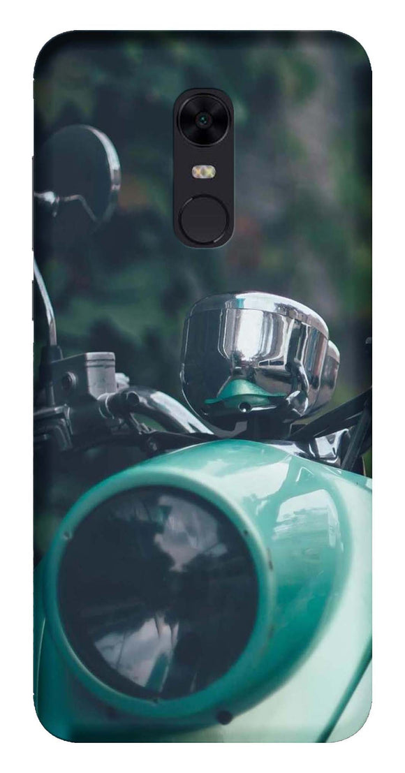 Bikes & Cars Collection Back Cover for Xiaomi Redmi 5 Plus