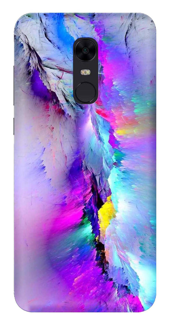 Designer Collection Back Cover for Xiaomi Redmi 5 Plus
