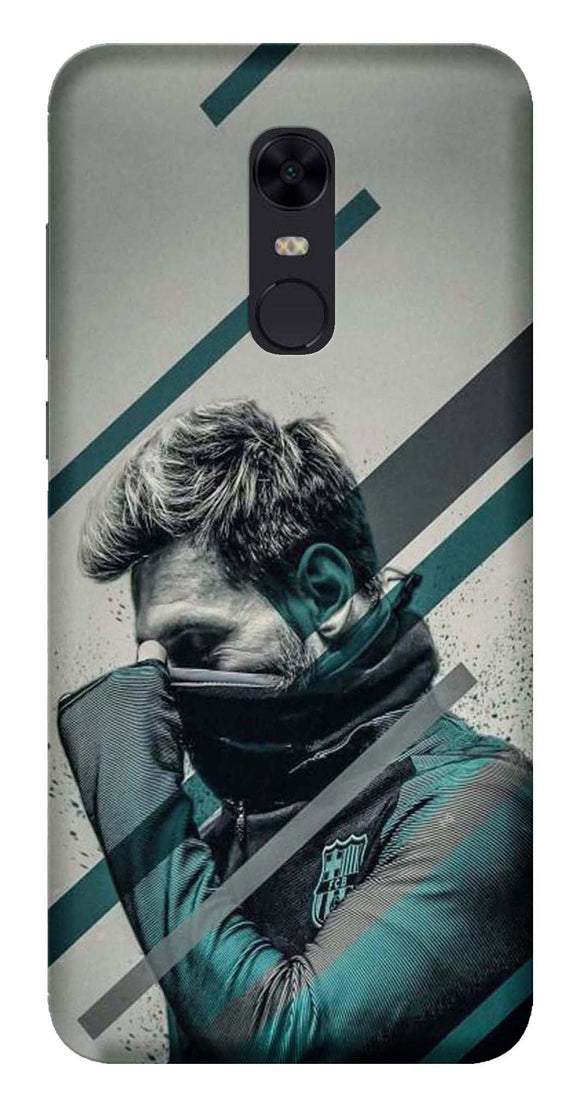 Sports Collection Back Cover for Xiaomi Redmi 5 Plus