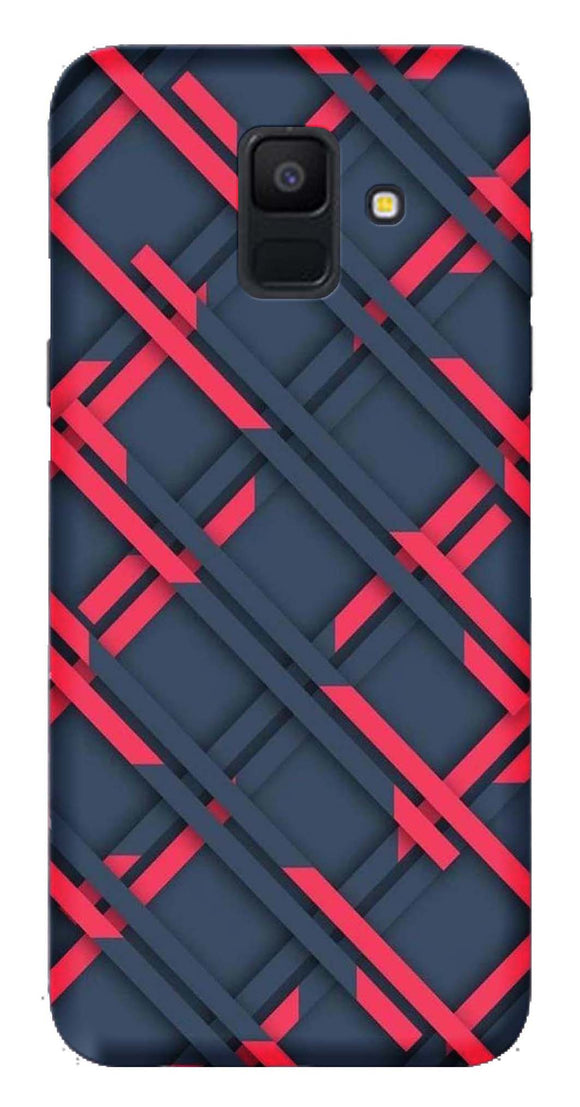 Designer Collection Back Cover for Samsung Galaxy A6
