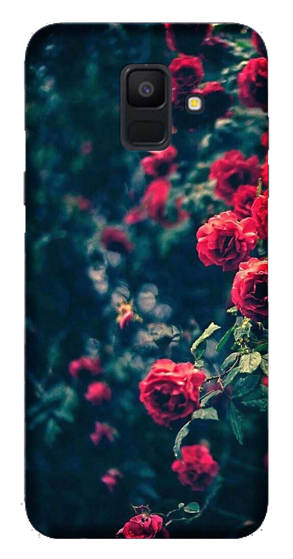 Nature Collection Back Cover for Samsung Galaxy A6