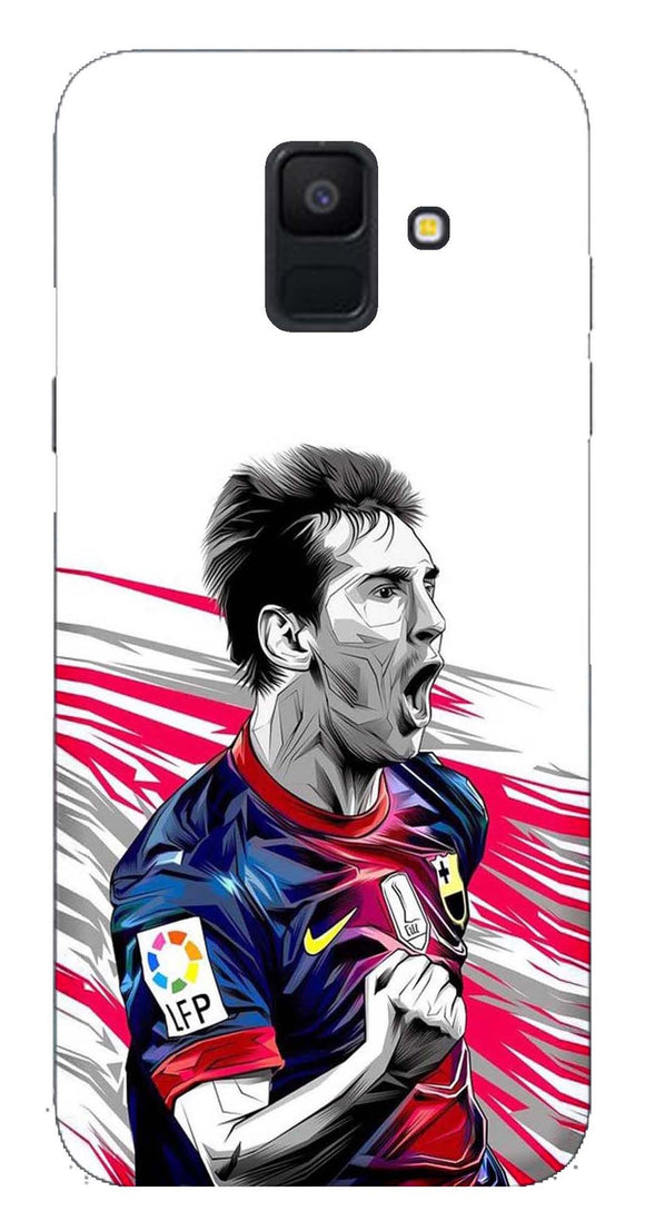 Sports Collection Back Cover for Samsung Galaxy A6