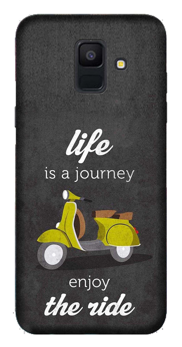 Quotes Collection Back Cover for Samsung Galaxy A6