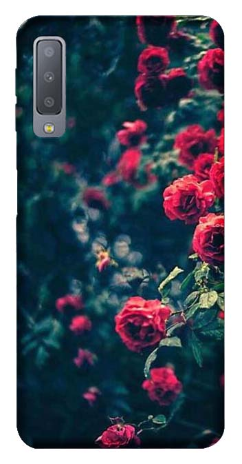 Nature Collection Back Cover for Samsung Galaxy A7 2018