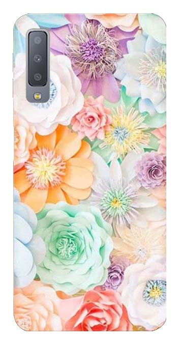 Designer Collection Back Cover for Samsung Galaxy A7 2018
