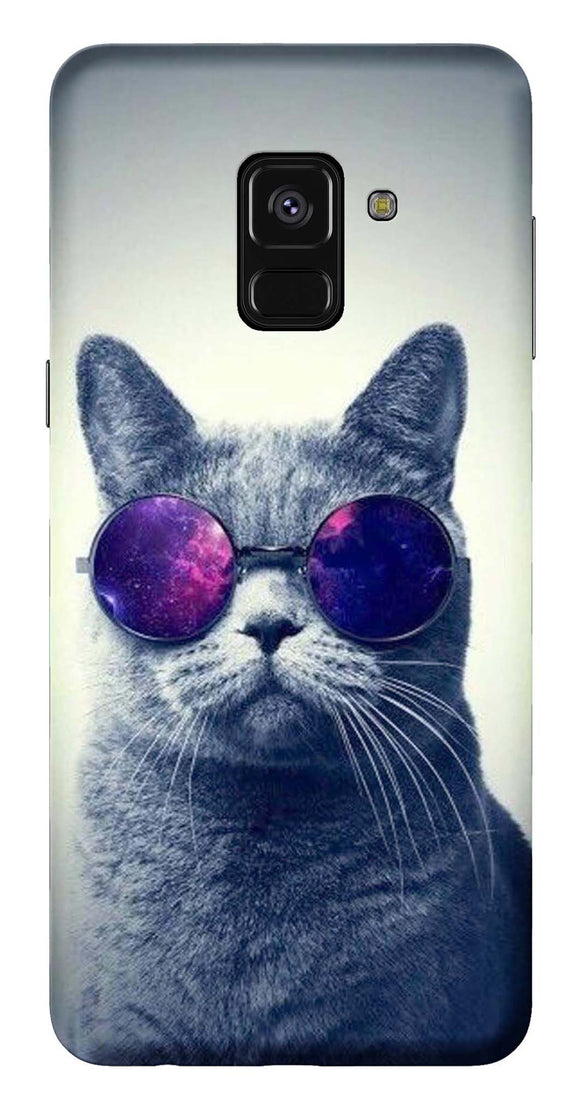 Pets & Teddys Collection Back Cover for Samsung Galaxy A8 Plus