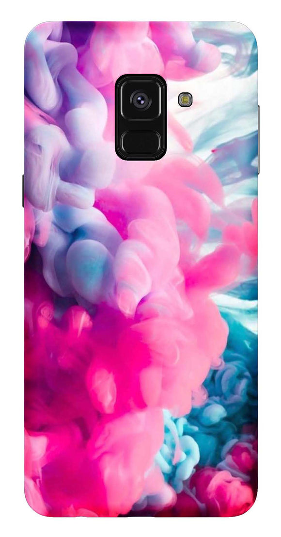 Designer Collection Back Cover for Samsung Galaxy A8 Plus
