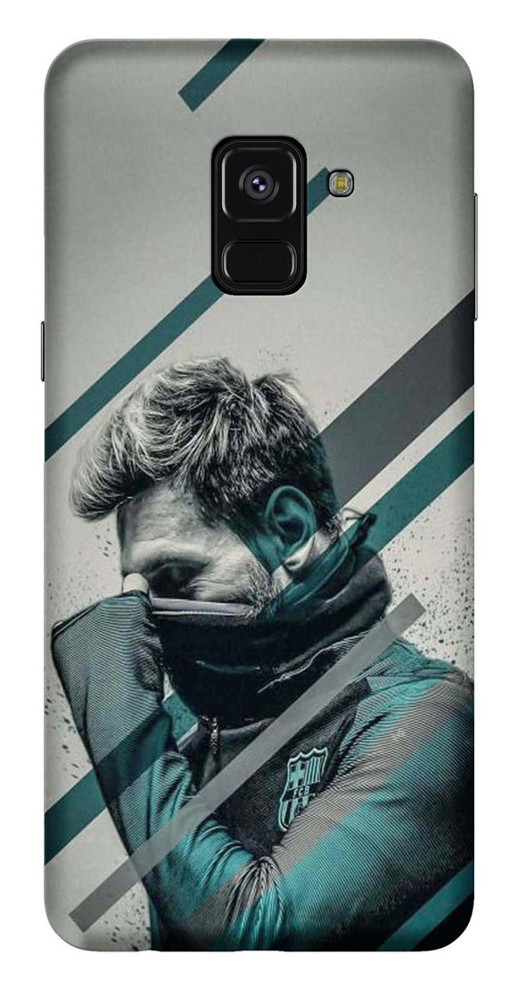 Sports Collection Back Cover for Samsung Galaxy A8 Plus