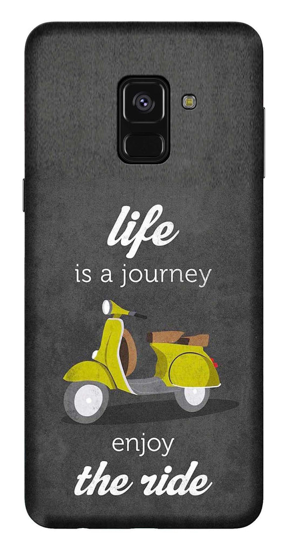 Quotes Collection Back Cover for Samsung Galaxy A8 Plus