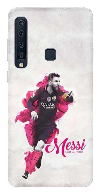 Sports Collection Back Cover for Samsung Galaxy A9 2018