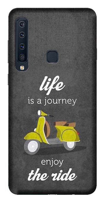 Quotes Collection Back Cover for Samsung Galaxy A9 2018