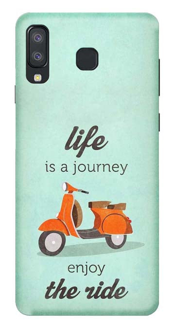 Quotes Collection Back Cover for Samsung Galaxy A9 Star