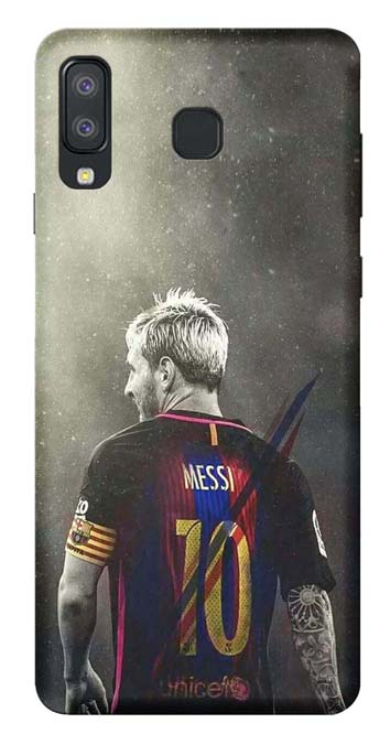 Sports Collection Back Cover for Samsung Galaxy A9 Star