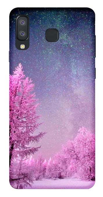 Nature Collection Back Cover for Samsung Galaxy A9 Star
