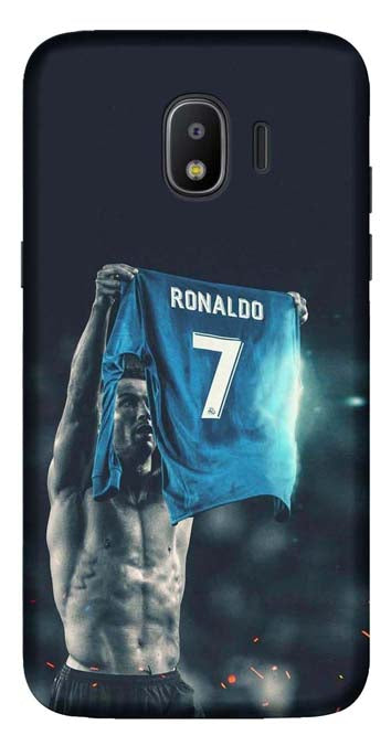 Sports Collection Back Cover for Samsung Galaxy J4