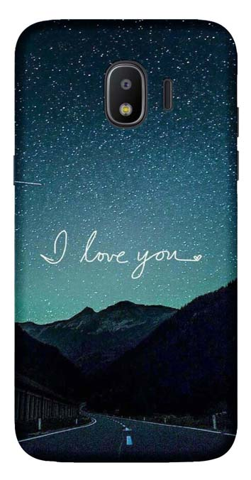 Trendy Collection Back Cover for Samsung Galaxy J4
