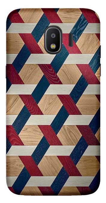Designer Collection Back Cover for Samsung Galaxy J4