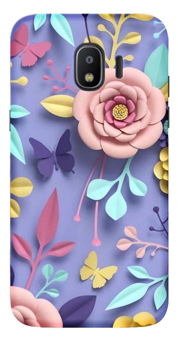 Designer Collection Back Cover for Samsung Galaxy J4 Plus