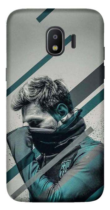 Sports Collection Back Cover for Samsung Galaxy J4 Plus