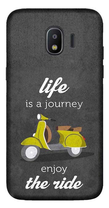 Quotes Collection Back Cover for Samsung Galaxy J4 Plus
