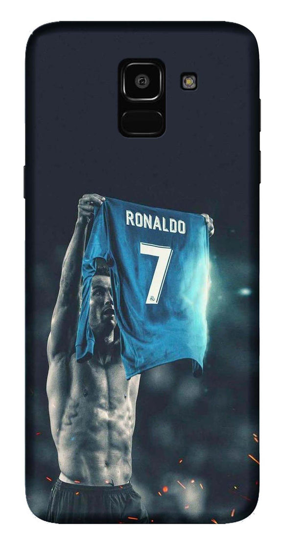 Sports Collection Back Cover for Samsung Galaxy J6