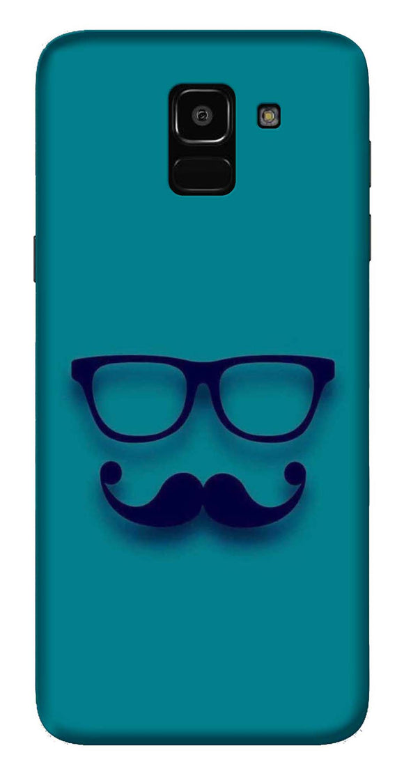 Trendy Collection Back Cover for Samsung Galaxy J6 Plus