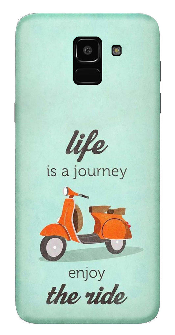 Quotes Collection Back Cover for Samsung Galaxy J6