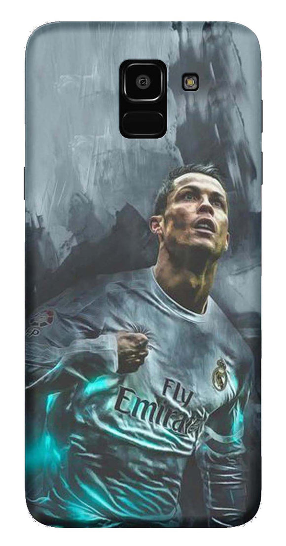 Sports Collection Back Cover for Samsung Galaxy A5 2018