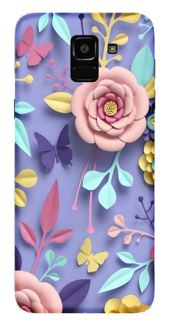 Designer Collection Back Cover for Samsung Galaxy A5 2018