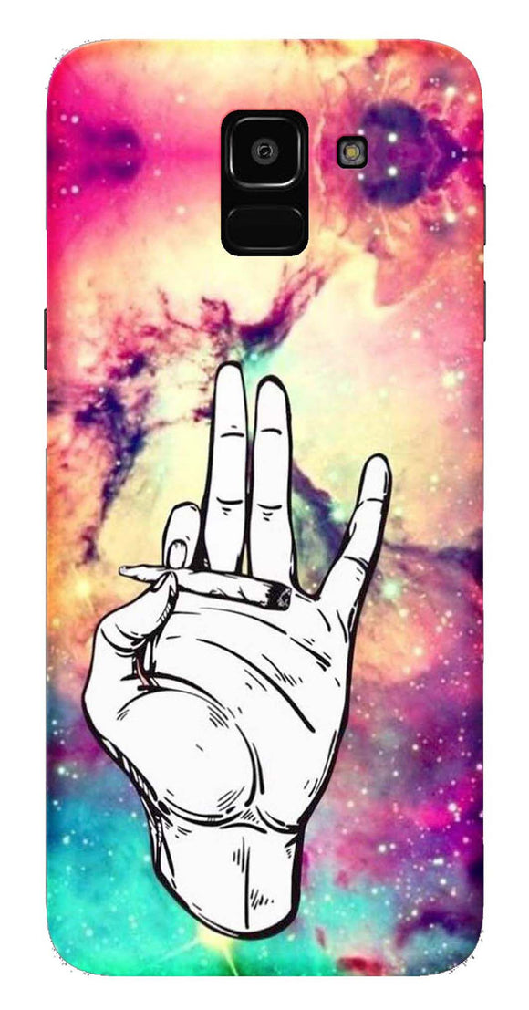 Trendy Collection Back Cover for Samsung Galaxy A5 2018