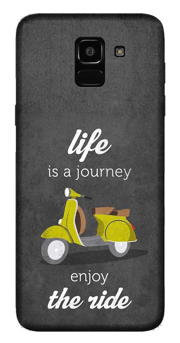 Quotes Collection Back Cover for Samsung Galaxy J6 Plus
