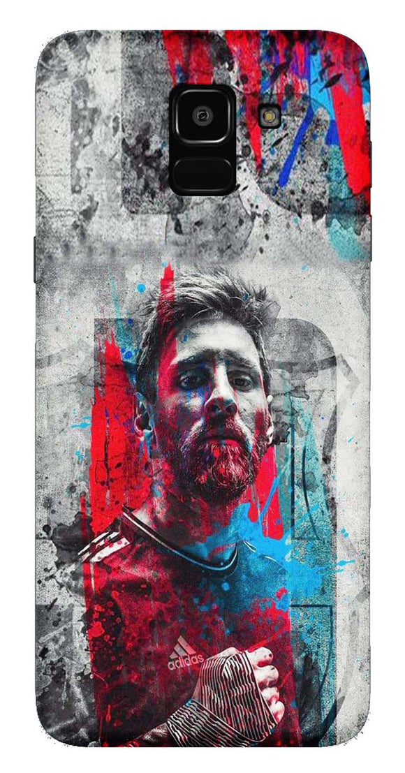 Sports Collection Back Cover for Samsung Galaxy J6 Plus