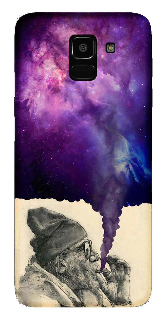 Trendy Collection Back Cover for Samsung Galaxy J6