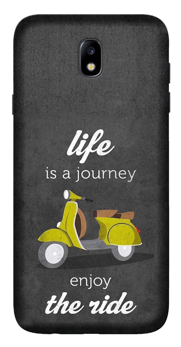 Quotes Collection Back Cover for Samsung Galaxy J7 2017