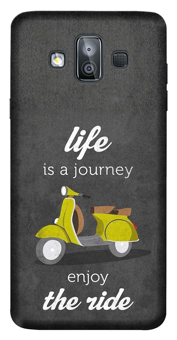 Quotes Collection Back Cover for Samsung Galaxy J7 Duo