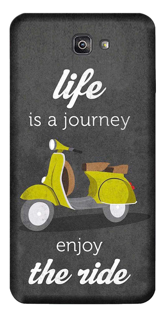 Quotes Collection Back Cover for Samsung J7 Prime