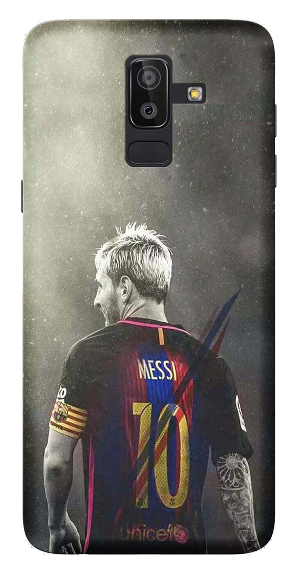 Sports Collection Back Cover for Samsung Galaxy J8