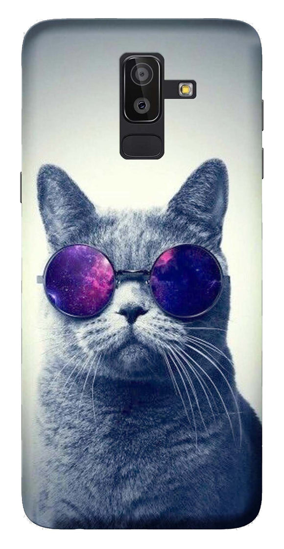 Pets & Teddys Collection Back Cover for Samsung Galaxy J8