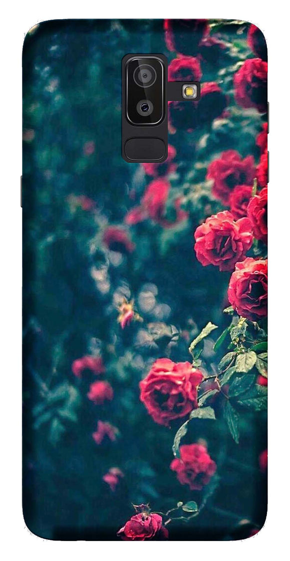 Nature Collection Back Cover for Samsung Galaxy J8