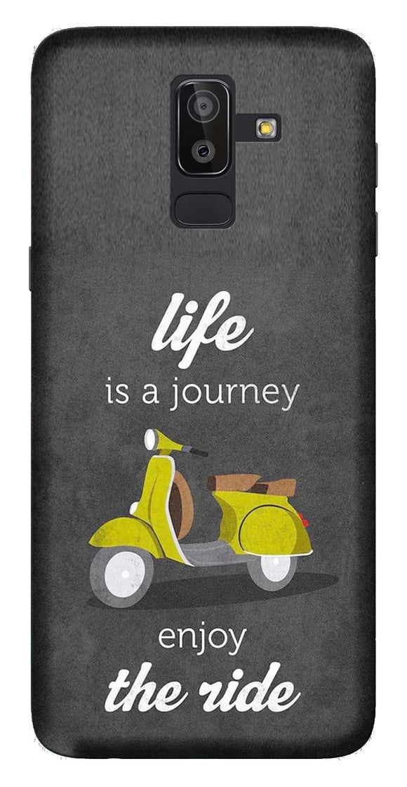 Quotes Collection Back Cover for Samsung Galaxy J8