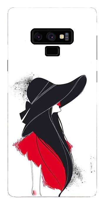 Trendy Collection Back Cover for Samsung Galaxy Note 9