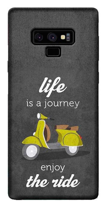 Quotes Collection Back Cover for Samsung Galaxy Note 9
