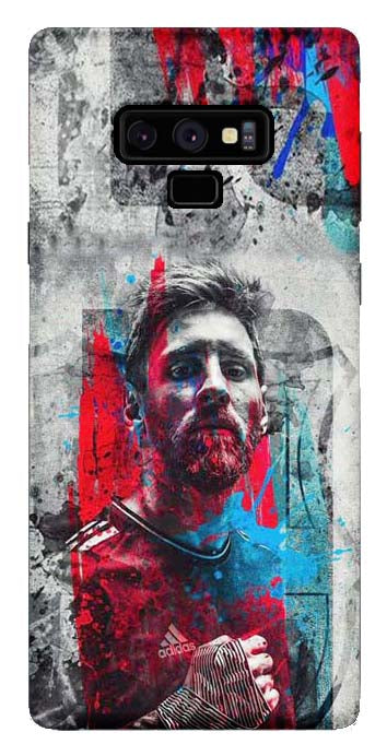 Sports Collection Back Cover for Samsung Galaxy Note 9