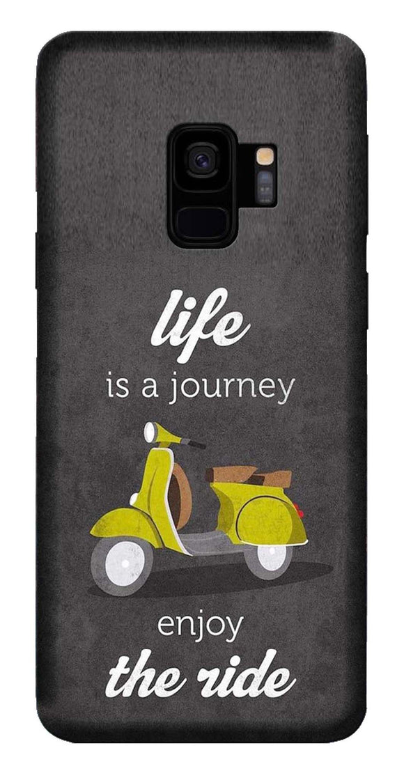 Quotes Collection Back Cover for Samsung Galaxy S9