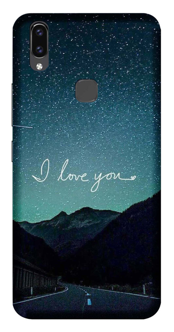 Trendy Collection Back Cover for Vivo V11i