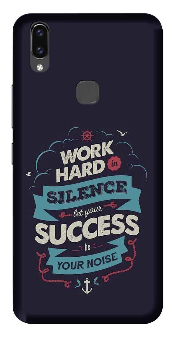 Quotes Collection Back Cover for Vivo V11i