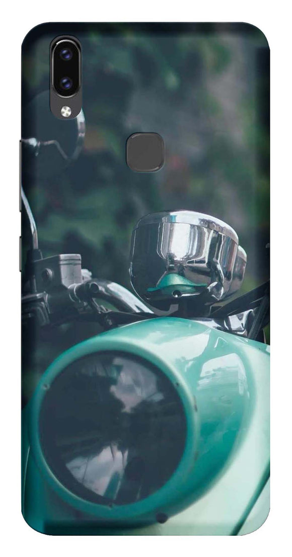 Bikes & Cars Collection Back Cover for Vivo Z1
