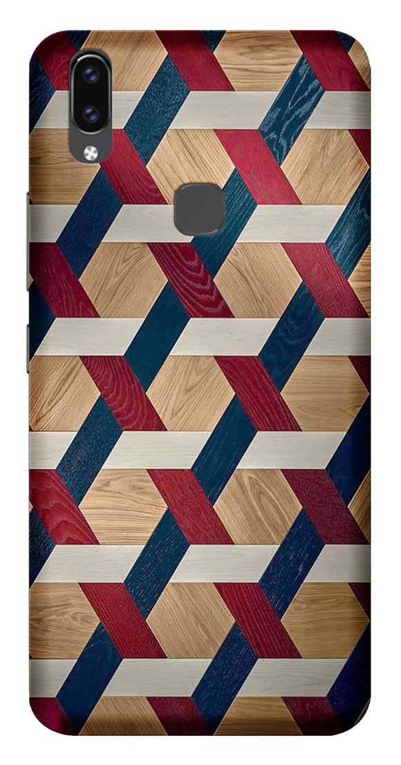 Designer Collection Back Cover for Vivo V11i
