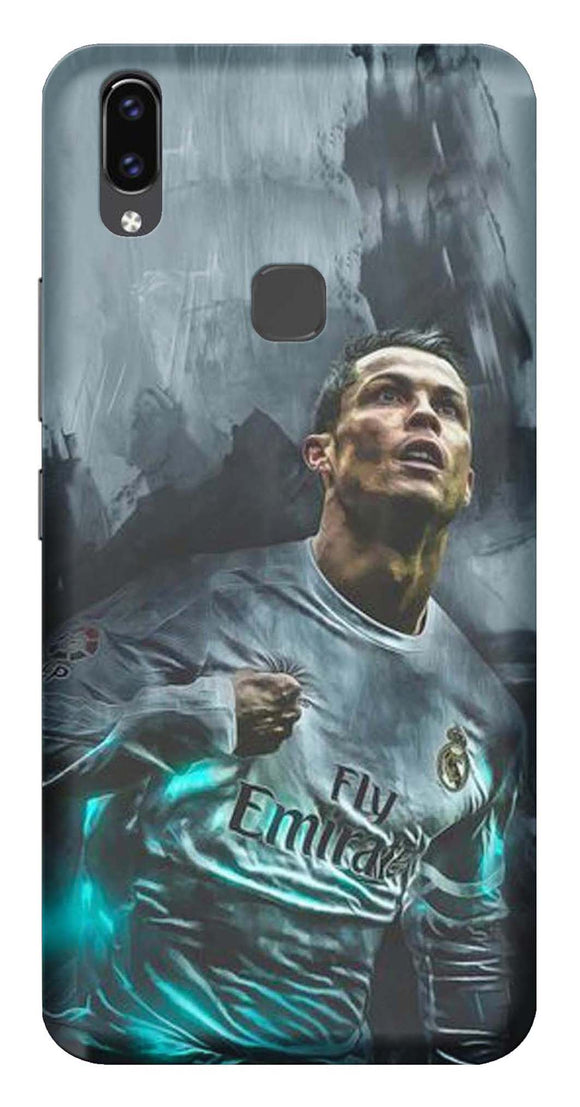 Sports Collection Back Cover for Vivo Z1